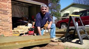 How To Build A Shed Ramp Concrete by How To Build A Residential Ramp Youtube