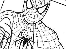 16 spiderman free coloring pages printable spiderman coloring
