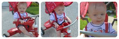 Radio Flyer Tricycle Bell Radio Flyer 4 In 1 Trike Review Mommy Needs A Bottle