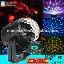 where can i buy disco lights new design led disco light sound control car dj party light with usb