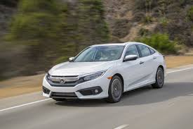 honda civic honda civic ex with sensing is most affordable high tech car