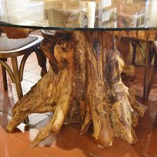 teak root dining table base teak pedestal table base table tops and bases teak root dining