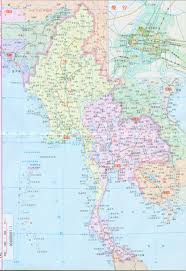 World Map Thailand by Burma Thailand Map Map Map China Map Shenzhen Map World Map Cap