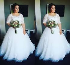 plus size wedding dress fluffy online plus size wedding dress