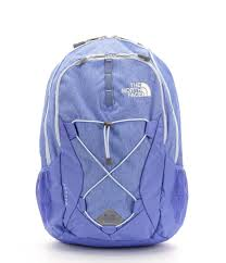 the north face jester women s backpack in blue lyst