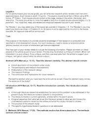 apa format directions article review apa format template etame mibawa co