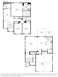 Floorplan Com by Cbh Homes Newport 2017 Floor Plan