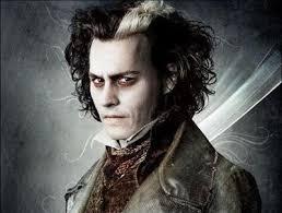 Sweeney Todd Halloween Costume Costume Ideas Inspired Johnny Depp Isn U0027t Darling