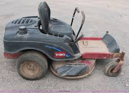 toro timecutter 1642z ztr lawn mower item h5653 sold ju