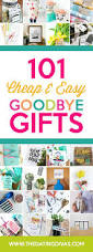 101 cheap u0026 easy goodbye gifts the dating divas