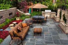 How Much Does A Paver Patio Cost by Patio Cost Landscaping Network