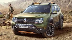 renault india renault duster adventure edition look more vivid for india market