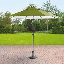 Cantilever Patio Umbrella Canada by Furniture Green Patio Umbrellas Walmart With Black Stand For