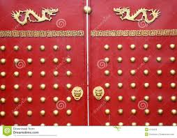 Red Door Chinese Red Door Royalty Free Stock Images Image 4742629