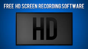 free hd screen recording software download link youtube