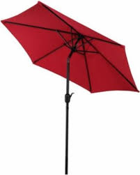5 Ft Patio Umbrella Check Out These Deals On Sunnydaze 7 5 Foot Outdoor Aluminum