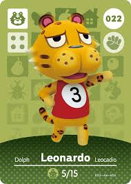 leonardo animal crossing wiki fandom powered by wikia