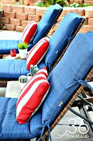 patriotic diy backyard decor the 36th avenue