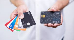electronic cards fuze card your whole wallet in one card indiegogo