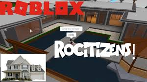 roblox rocitizens buying a new house pt 1 youtube