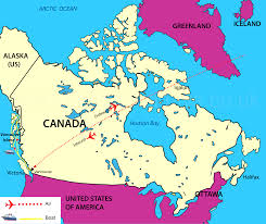 Vancouver Canada Map by Discover Vancouver And Alaska Cruise Tour