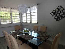 three bedroom house with large living room sleeps 6 8 with ocean