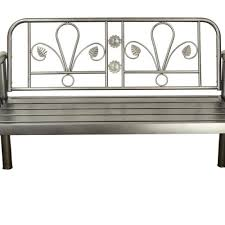 Metal Garden Furniture Metal Garden Bench Shakunt Vintage Furniture Exporter
