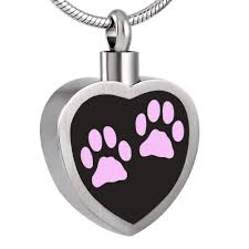 urn necklace for ashes pet urn necklace for ashes pink cremation jewelry dog cat