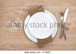 how to set a table with silverware table set plate silverware wine etc stock photo royalty free