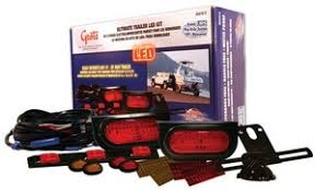 grote led trailer lights grote ultimate led trailer light kit grote trailer lighting kits