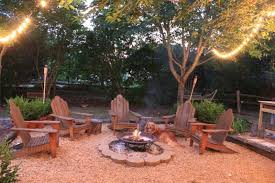 Fire Pits For Backyard by Best Outdoor Fire Pit Seating Ideas
