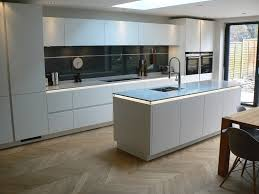 Kitchen Island Worktops Uk Prices True Handleless Kitchens Co Uk
