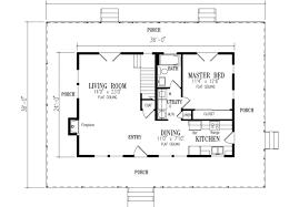 Impressive Design Ideas 1700 Sq 1700 Sq Ft Bungalow House Plans 14 Peachy Design Country Home