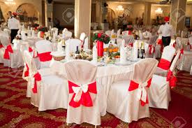 Elegant Table Settings by Elegant Round Party Table Setting Could Be For A Wedding