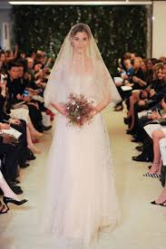 carolina herrera wedding dress carolina herrera bridal fall 2018 collection vogue