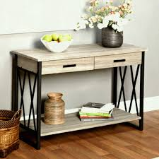 half moon table target console table with drawers clerks kohls end tables furniture sofa