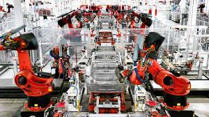 can tesla gain a competitive advantage over adversaries in auto