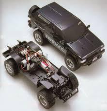 nissan terrano 1997 kyosho rv series 1 9th scale u2013 nissan terrano pathfinder with ccvt