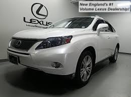 used lexus rx 450h hybrid used lexus rx 450h for sale in dunstable ma 20 used rx 450h