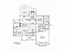 Floor Plan Lending House Plan The Anna By Donald A Gardner Architects