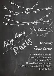 going away party invitation template marialonghi com