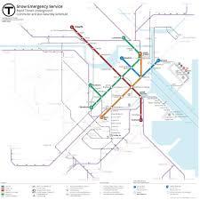 Mbta Map Commuter Rail Mbta Red Line Live Schedule