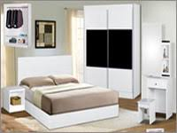 MyFurnitureShopcommy - King size bedroom set malaysia