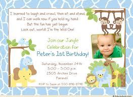 boy birthday invitations photo birthday invitations ideas bagvania