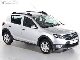 renault sandero stepway black used dacia sandero stepway cars for sale motors co uk