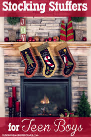 stocking stuffers for teen boys ideas from teens