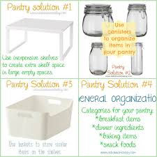 what to put in kitchen canisters 10 tips for healthy eating habits u0026 an organized kitchen ask anna