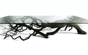 tree branch coffee table tree branch coffee table jenny foxgloves garden tree table by tree