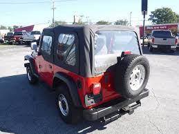 1998 jeep aftermarket parts 1998 jeep wrangler 2dr se 4wd suv in sc brewster used cars