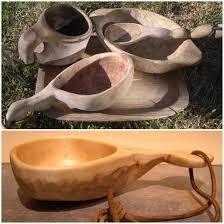 how to u2026 carve a small noggin cup u2013 bushcraft days